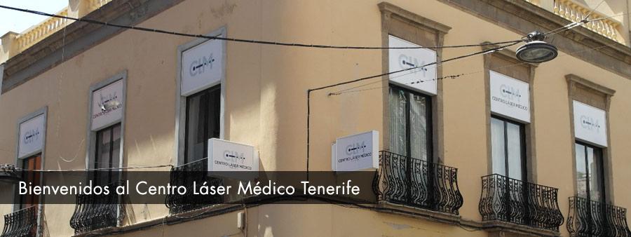 Bienvenidos al Centro Láser Médico Tenerife